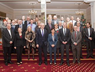 Předsedové v Praze