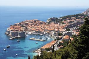 Cíl cesty: Chorvatsko