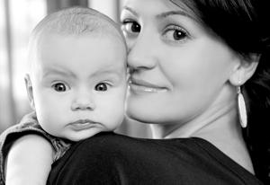 Nejvíce ohrožené jsou matky smalými dětmi