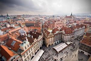 Praha už není nejstarším krajem