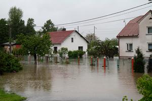Kvůli povodním se rekordně investovalo