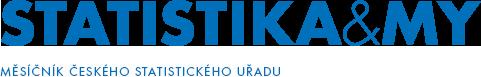 Statistika&My – měsíčník Českého statistického úřadu