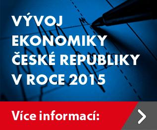 Vývoj ekonomiky České republiky v roce 2015
