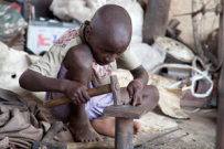 Každé sedmé dítě na světě pracuje