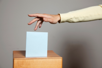Prvního kola senátních voleb se zúčastnilo 33,5%, druhého 15,4%voličů