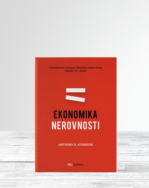 kniha_Ekonomika nerovnostiAtkinson