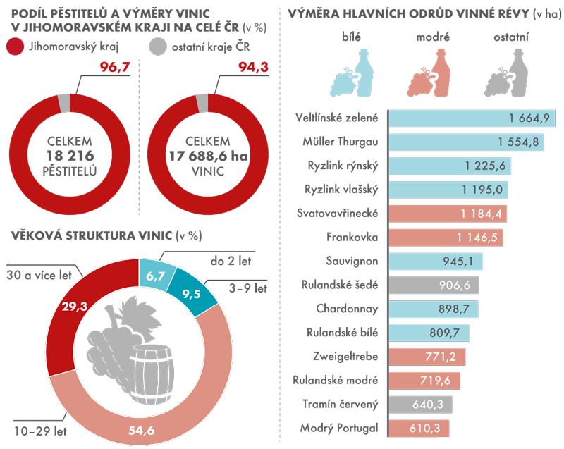 Pěstování révy vinné vČeské republice vroce 2015