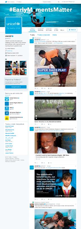 UNICEF: Dětský fond OSN