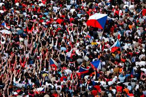 VEvropě patříme mezi nejaktivnější sportovní fanoušky
