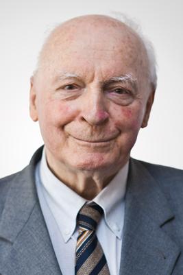 Edvard Outrata, emeritní předseda ČSÚ