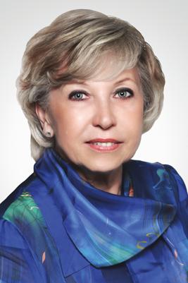 Marie Bohatá, emeritní předsedkyně ČSÚ