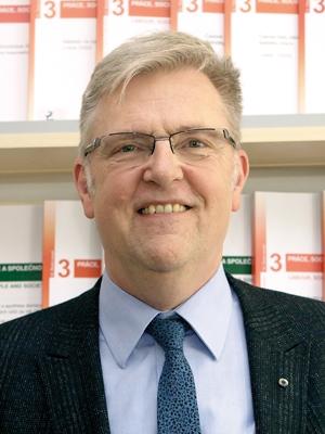 Walter J. Radermacher, emeritní předseda Eurostatu