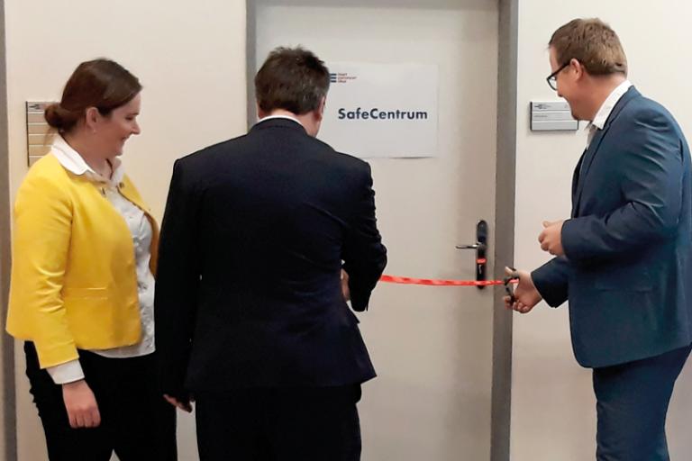 Výzkumníkům se otevírá nové SafeCentrum