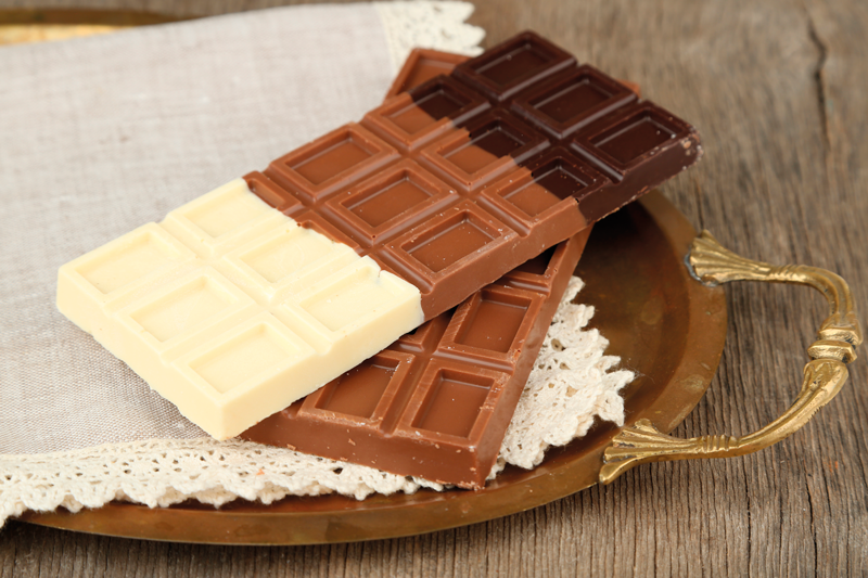 Třetina čokolády vyrobené vEU pochází zNěmecka