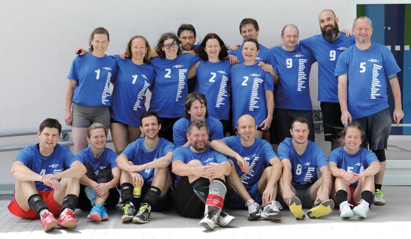 Volejbalový šampionát evropských statistiků