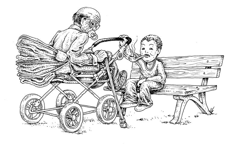 Naděje dožití a průměrný věk