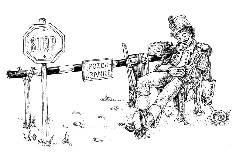 Zaostřeno na zahraniční obchod