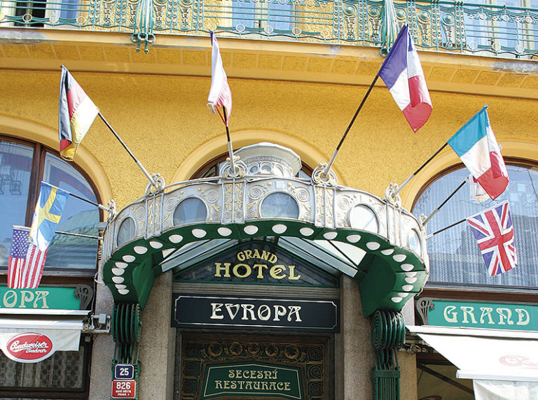 Turisté se rádi ubytovávají vhotelích