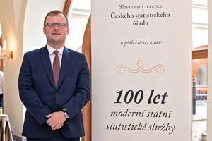 Čeští statistici oslavili 100 let