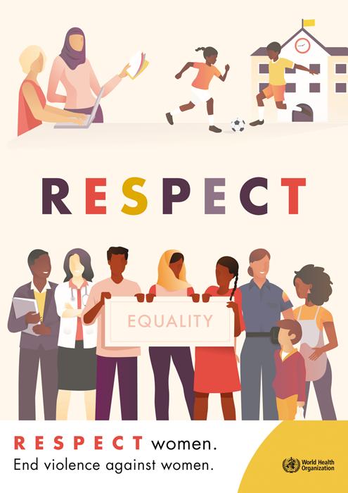 WHO: Ženy si zaslouží respekt aúctu