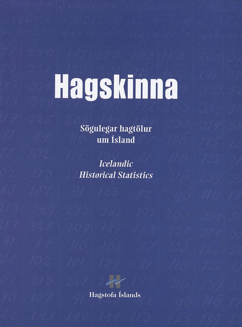 Statistics Iceland: Hagskinna
