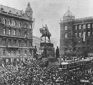 Státní úřad statistický vznikl již tři měsíce po vzniku samostatné Československé republiky.