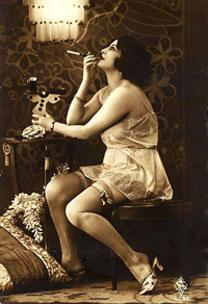 Ženy začínaly s prostitucí nejčastěji ve věku 16 let.