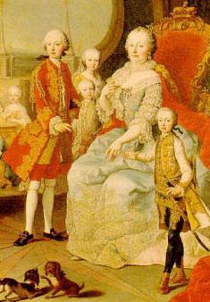 Nejznámější reformou Marie Terezie bylo zavedení povinné školní docházky.