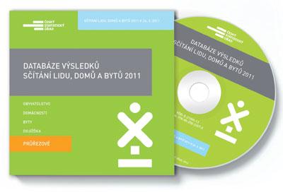 Veškeré výstupy ze SLDB 2011 jsou k dispozici v elektronické podobě na CD i na internetu.