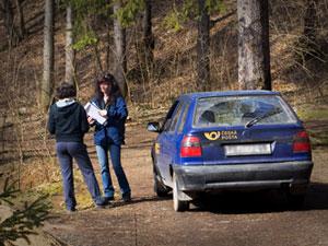 Sčítacími komisaři byli zhruba v 95 % případů pracovníci České pošty.