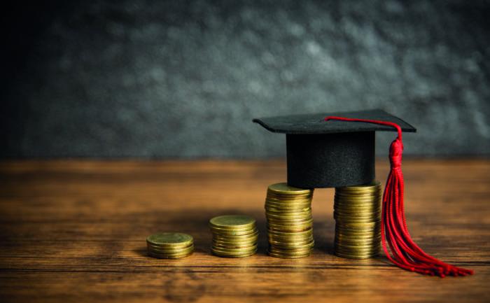 Nejrychleji rostou výdaje na vzdělání