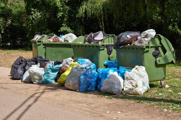 Domácnosti Slovinska vyprodukovaly polovinu potravinového odpadu