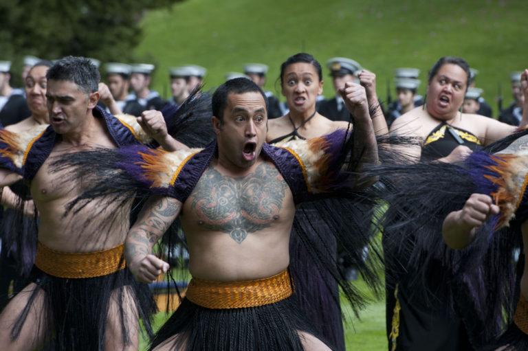 I mezi Maory jsou jedinci, kteří se narodili v cizině