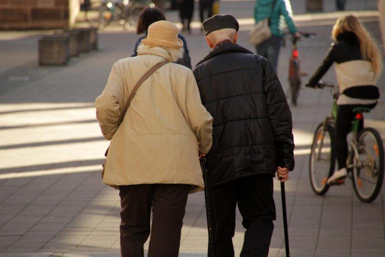 Kde přibývá důchodců nejvýrazněji?