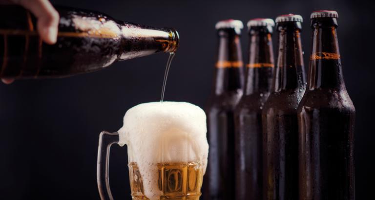 Lahvové pivo je stále dostupnější