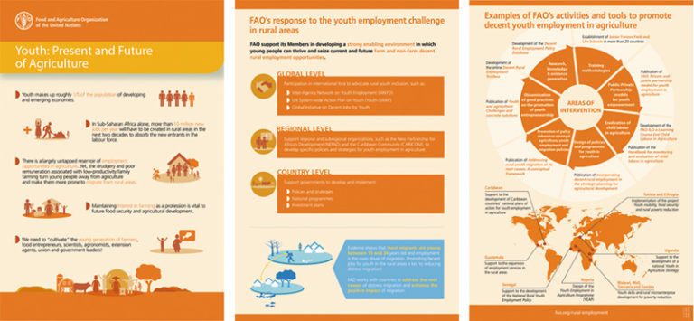 FAO: Mladí – budoucnost zemědělství?