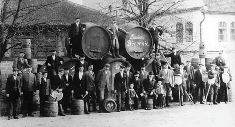 První republika ‒ pivní republika?