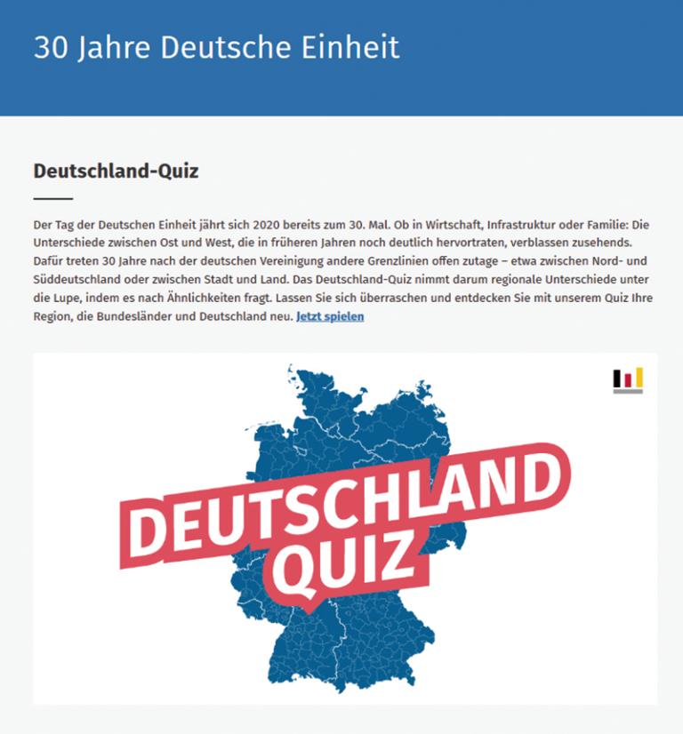 Destatis: Podobnosti a rozdíly mezi východem a západem Německa