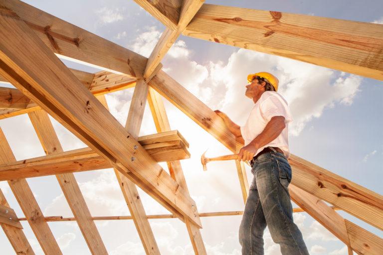 Stavebnictví – říjen 2020