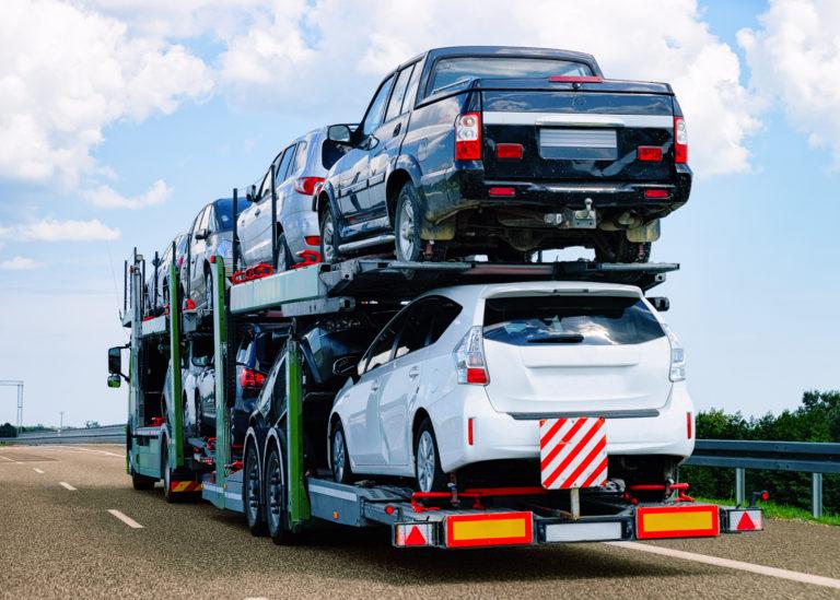 Dopady pandemie na zahraniční obchod s motorovými vozidly
