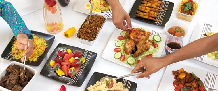 Spotřeba potravin a změny ve struktuře jídelníčku
