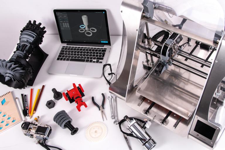3D tisk a robotika – technologie s velkým potenciálem