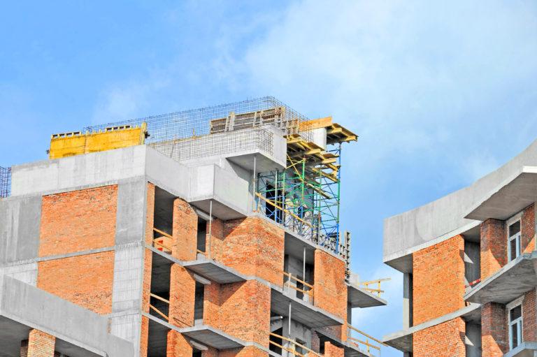 Patnáct let bytové výstavby