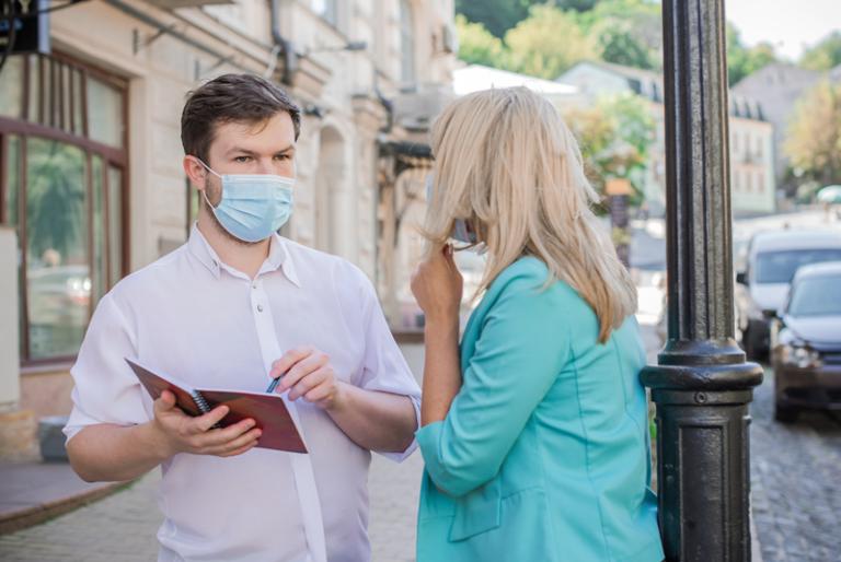 Šetření v domácnostech za časů pandemie