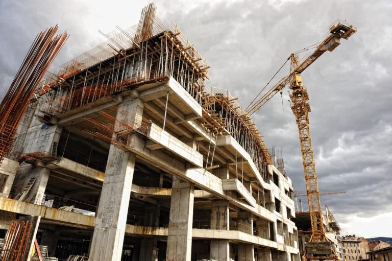 Stavebnictví – duben 2021