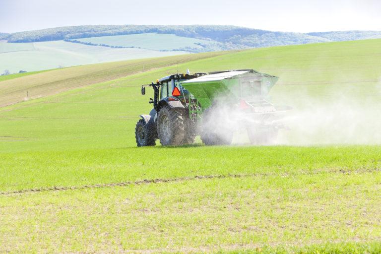 Pesticidy se v Estonsku nevyrábí, ale jejich spotřeba roste