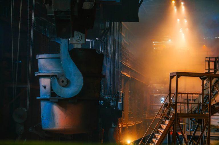 Průmysl – květen 2021