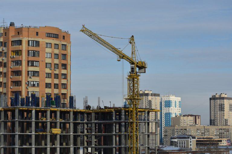 Stavebnictví – červen 2021