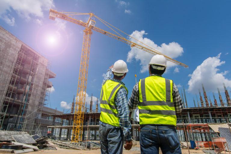 Stavebnictví – červenec 2021